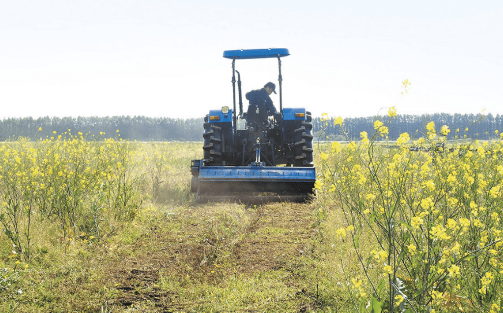 New Holland Serie TL