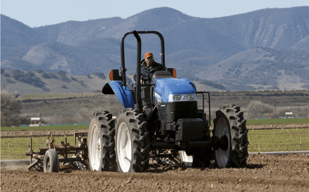 New Holland Serie TS6